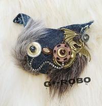11月のスペシャル企画「G*-ROBO」