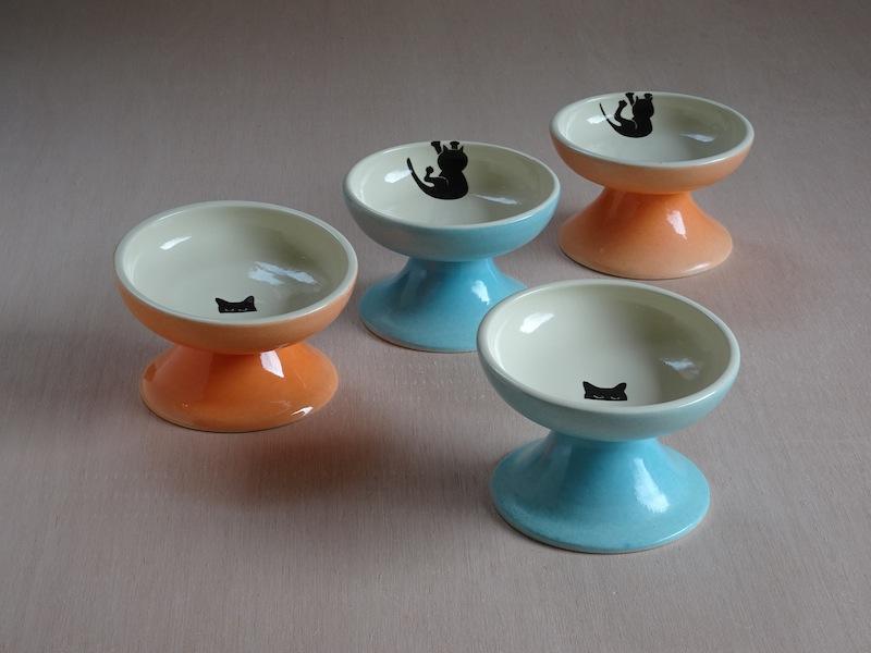 猫用お茶碗