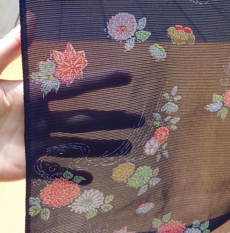 夏大島プリーツマスク