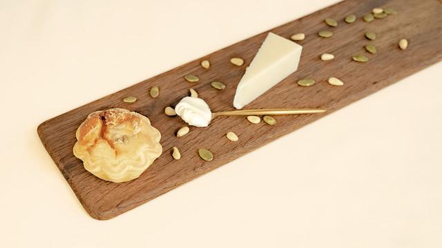 大人のバスクチーズケーキ風タルト「La Fragancia」
